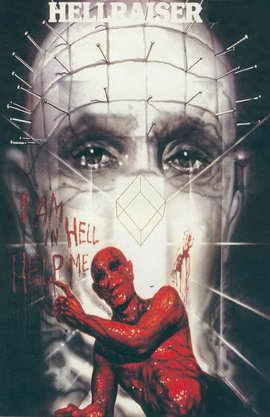 Hellbound: Hellraiser II - 11 x 17 Movie Poster - Style A