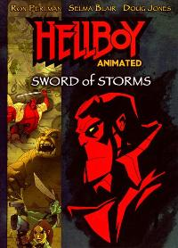 Hellboy Animated: Sword of Storms (TV) - 27 x 40 Movie Poster - Style A