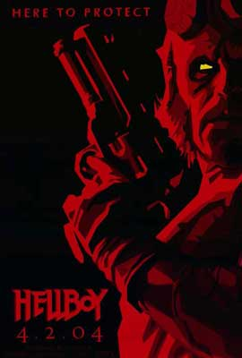Hellboy - 11 x 17 Movie Poster - Style A
