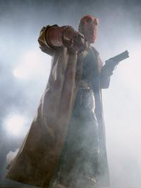 Hellboy - 8 x 10 Color Photo #19