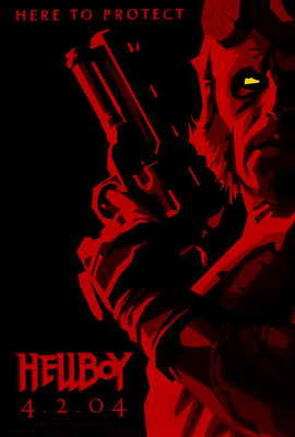 Hellboy - 27 x 40 Movie Poster