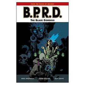 Hellboy - B.P.R.D. The Black Goddess Graphic Novel