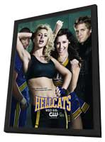 Hellcats - 11 x 17 TV Poster - Style B - in Deluxe Wood Frame