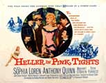 Heller in Pink Tights - 22 x 28 Movie Poster - Half Sheet Style B