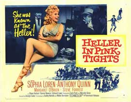 Heller in Pink Tights - 11 x 14 Movie Poster - Style B