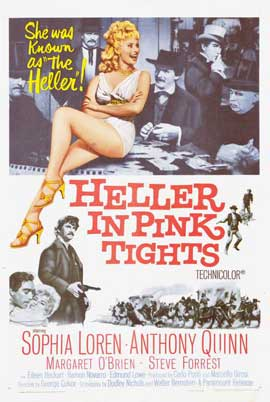 Heller in Pink Tights - 11 x 17 Movie Poster - Style A