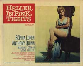 Heller in Pink Tights - 11 x 14 Movie Poster - Style C