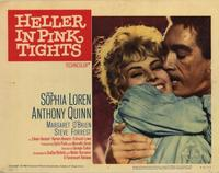 Heller in Pink Tights - 11 x 14 Movie Poster - Style E
