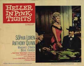 Heller in Pink Tights - 11 x 14 Movie Poster - Style F