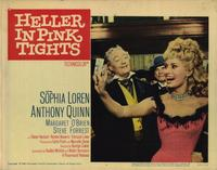 Heller in Pink Tights - 11 x 14 Movie Poster - Style D