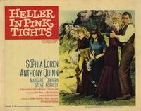 Heller in Pink Tights - 11 x 14 Movie Poster - Style J