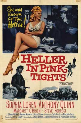 Heller in Pink Tights - 27 x 40 Movie Poster - Style A