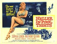 Heller in Pink Tights - 22 x 28 Movie Poster - Half Sheet Style A