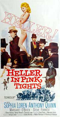 Heller in Pink Tights - 20 x 40 Movie Poster - Style A