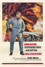 Hellfighters - 27 x 40 Movie Poster - Style A