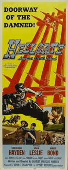 Hellgate - 11 x 17 Movie Poster - Style B