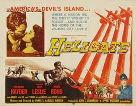 Hellgate - 11 x 17 Movie Poster - Style A
