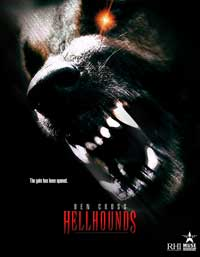 Hellhounds (TV) - 43 x 62 Movie Poster - Bus Shelter Style A