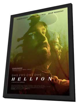 Hellion - 11 x 17 Movie Poster - Style A - in Deluxe Wood Frame