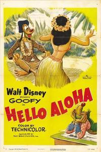 Hello Aloha - 11 x 17 Movie Poster - Style A