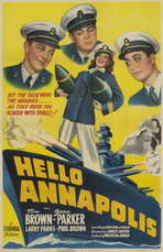 Hello, Annapolis - 11 x 17 Movie Poster - Style A