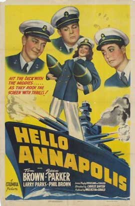 Hello, Annapolis - 27 x 40 Movie Poster - Style A