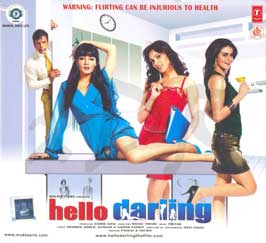 Hello Darling - 11 x 14 Poster Indian Style A