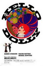 Hello, Dolly! - 11 x 17 Movie Poster - Style C