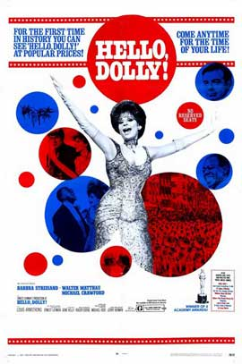 Hello, Dolly! - 11 x 17 Movie Poster - Style A