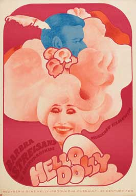 Hello, Dolly! - 11 x 17 Movie Poster - Polish Style A