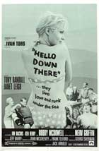 Hello Down There - 11 x 17 Movie Poster - Style B
