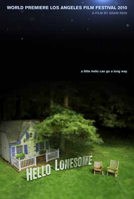 Hello Lonesome - 43 x 62 Movie Poster - Bus Shelter Style B