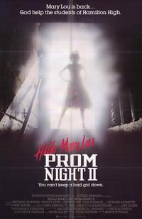 Hello Mary Lou: Prom Night 2 - 11 x 17 Movie Poster - Style A