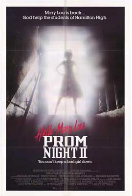 Hello Mary Lou: Prom Night 2 - 27 x 40 Movie Poster - Style A