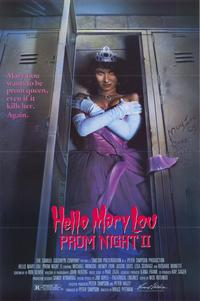 Hello Mary Lou: Prom Night 2 - 27 x 40 Movie Poster - Style B