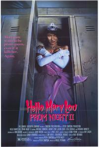 Hello Mary Lou: Prom Night 2 - 11 x 17 Movie Poster - Style C