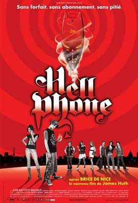 Hellphone - 11 x 17 Movie Poster - French Style A