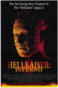 Hellraiser:  Inferno - 27 x 40 Movie Poster - Style A