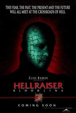 Hellraiser 4: Bloodline - 11 x 17 Movie Poster - Style C