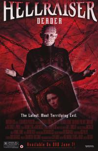 Hellraiser: Deader - 11 x 17 Movie Poster - Style A