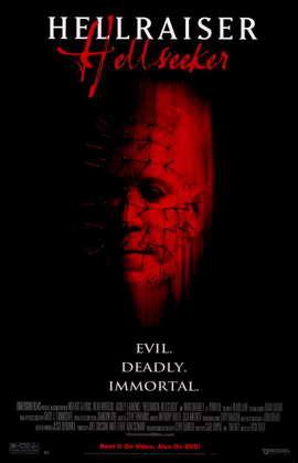 Hellraiser: Hellseeker - 11 x 17 Movie Poster - Style A