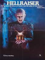 Hellraiser - 11 x 17 Movie Poster - Style B