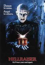Hellraiser - 11 x 17 Movie Poster - Style C
