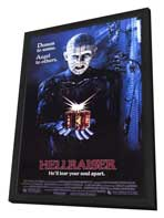 Hellraiser - 11 x 17 Movie Poster - Style A - in Deluxe Wood Frame