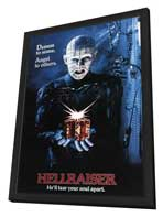 Hellraiser - 11 x 17 Movie Poster - Style C - in Deluxe Wood Frame