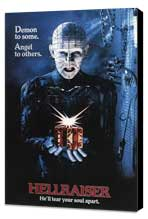 Hellraiser - 11 x 17 Movie Poster - Style C - Museum Wrapped Canvas