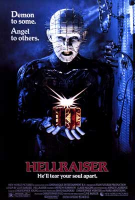 Hellraiser - 27 x 40 Movie Poster - Style A