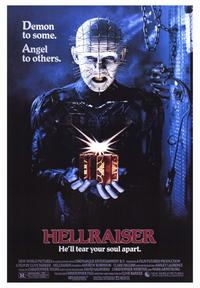 Hellraiser - 43 x 62 Movie Poster - Bus Shelter Style A