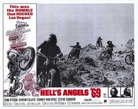 Hell's Angels '69 - 11 x 14 Movie Poster - Style C