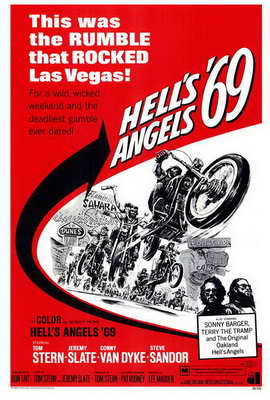 Hell's Angels '69 - 27 x 40 Movie Poster - Style A